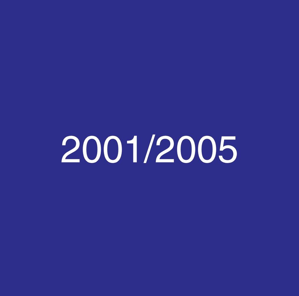 Works 2001/2005