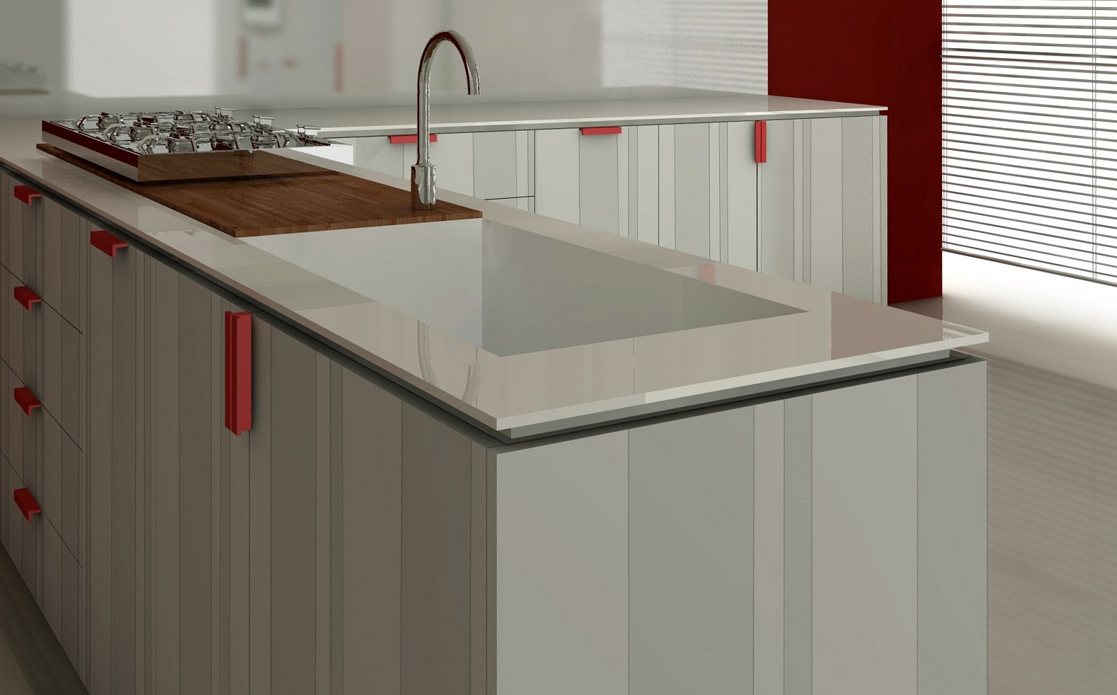 Kitchen System - Alessandro Villa architect