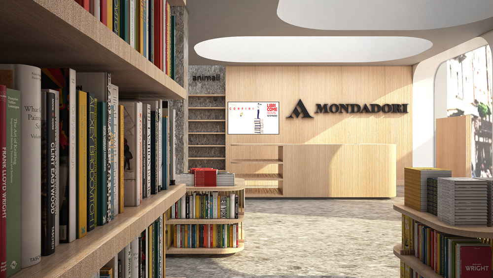 Mondadori Live Bookstore