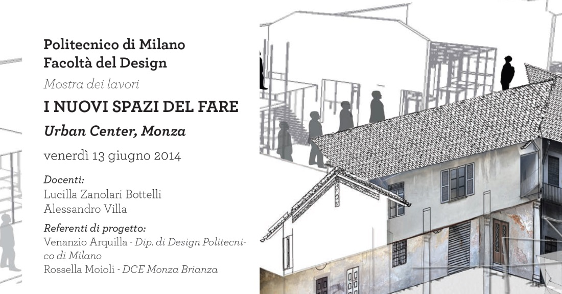 News and events alessandro villa interior design for Politecnico design