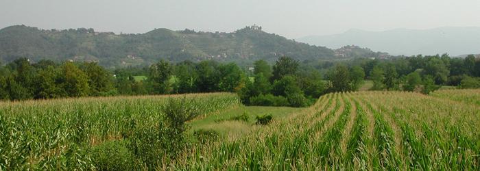 View of Montevecchia - Alessandro Villa architect