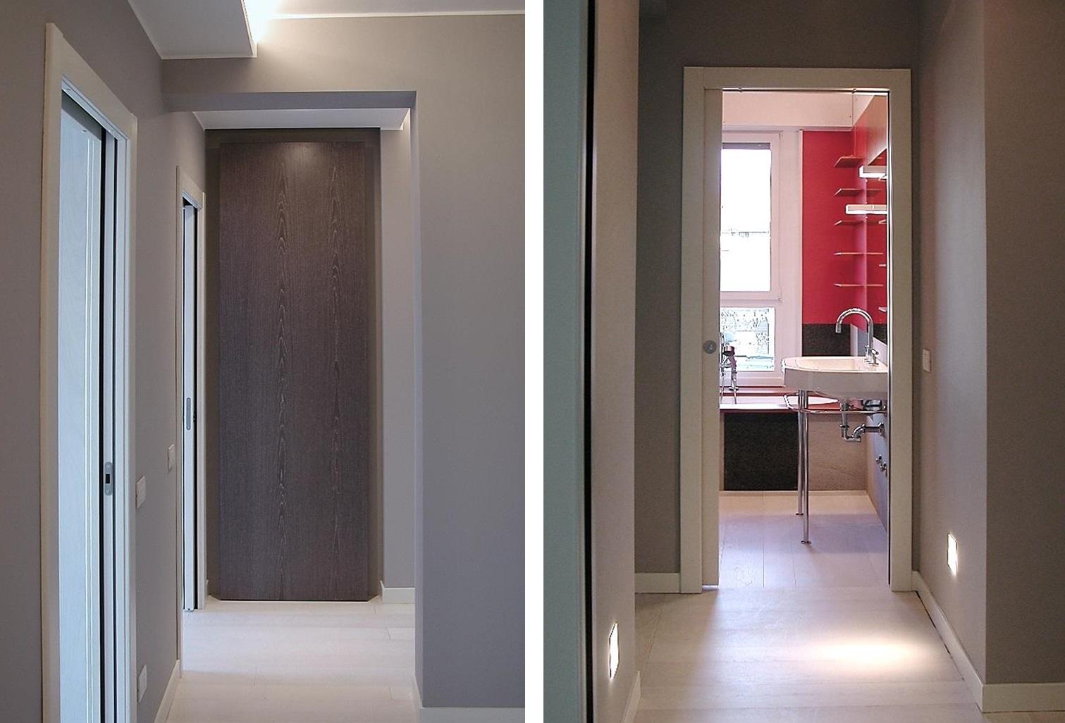 corridor - Alessandro Villa architect