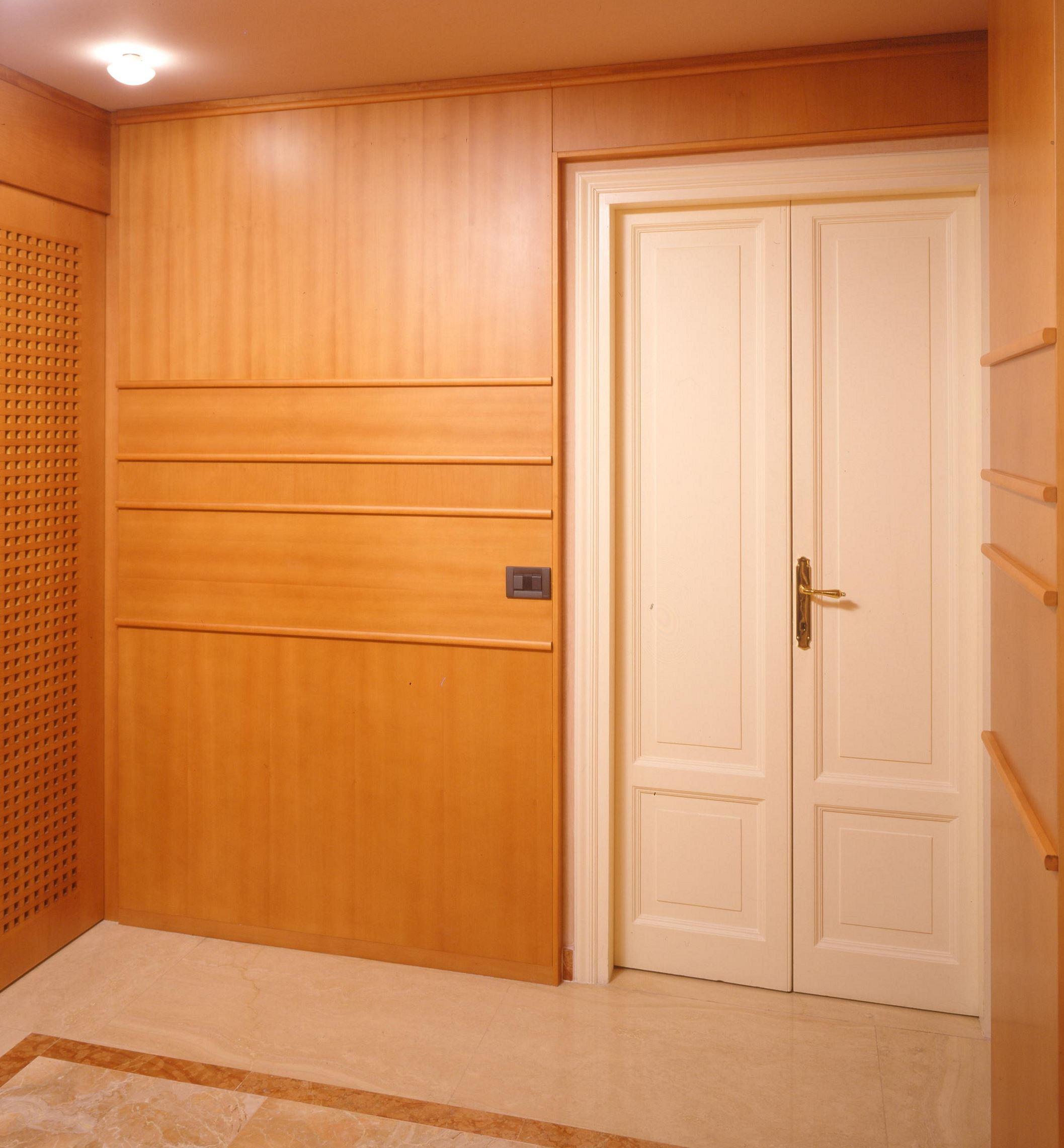 Home interior design, Milano - Alessandro Villa architect