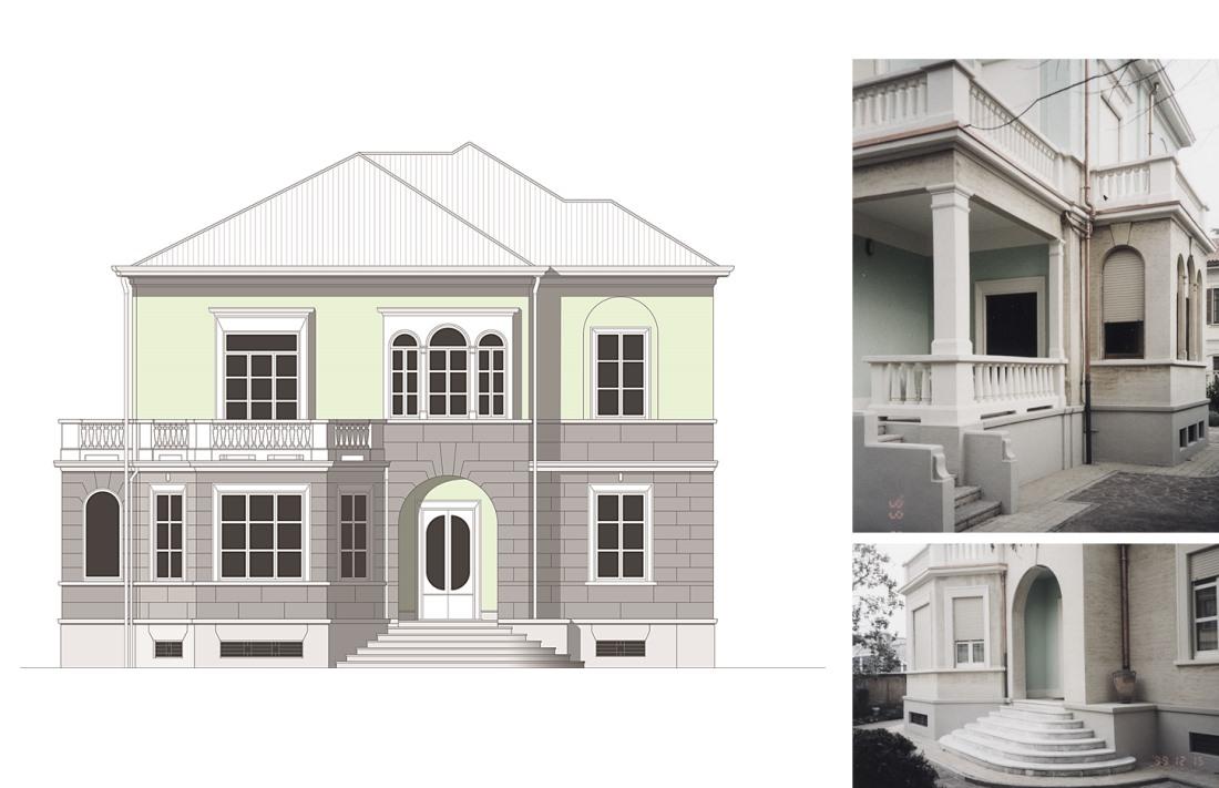 building restoration - Alessandro Villa architect