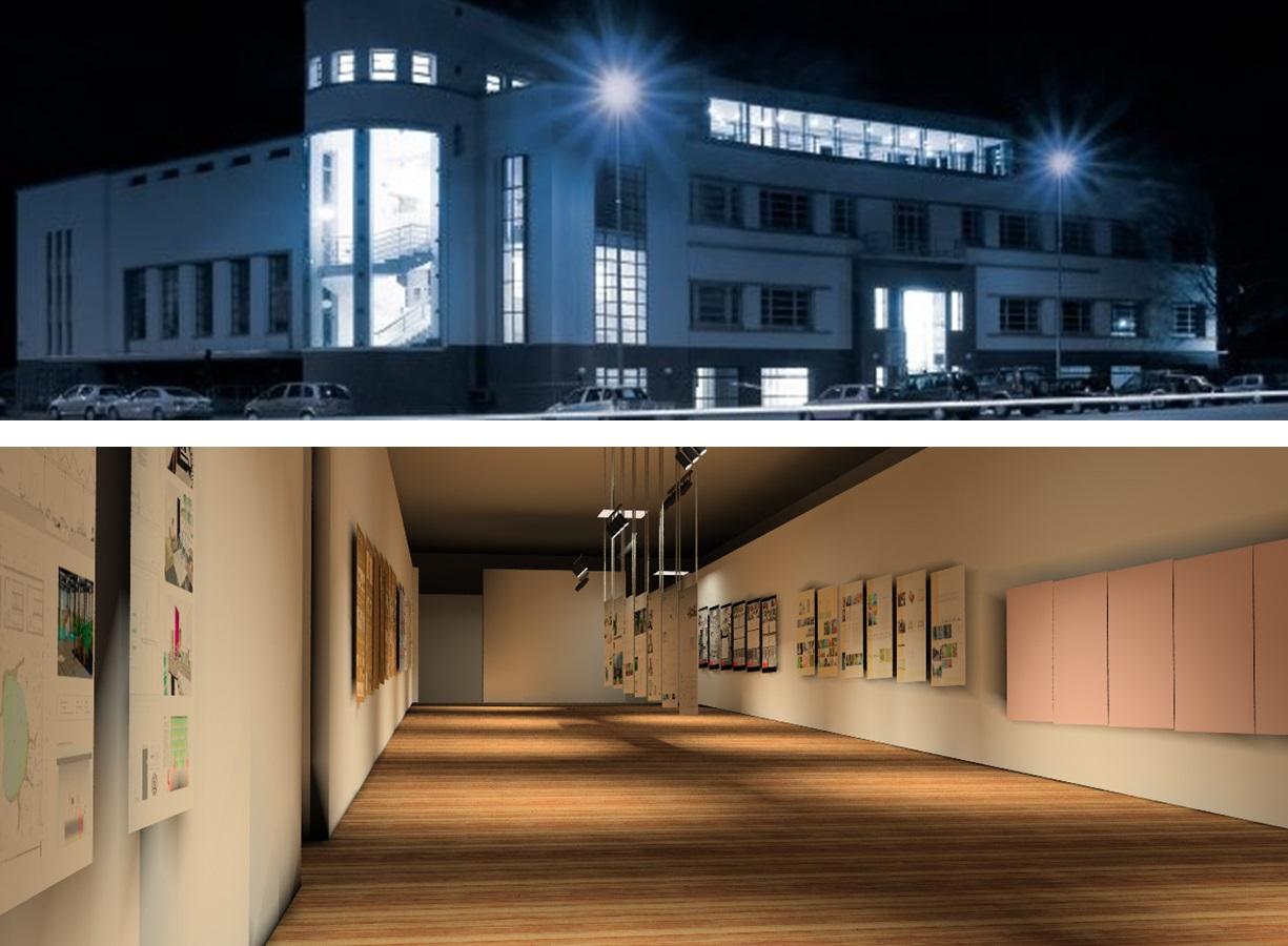 Urban Center Monza - Alessandro Villa architect